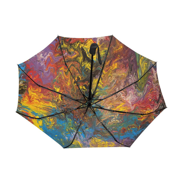 Rendezvous of Color - Anti-UV Automatic Umbrella