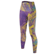 Celestial Happenings - Recycled Poly Leggings - Fiercely Fem