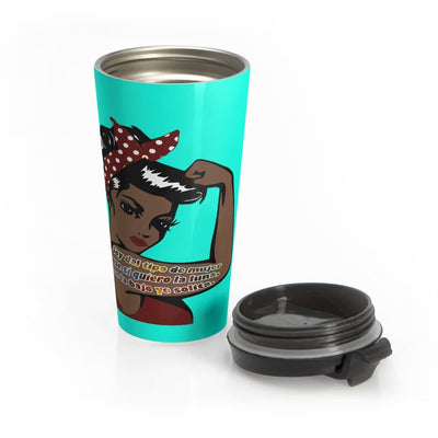 La Luna - Stainless Steel Travel Mug