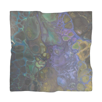 Ebb & Flow Poly Scarf - Fiercely Fem