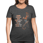Built From Fire - Women's Curvy Tee - Fiercely Fem