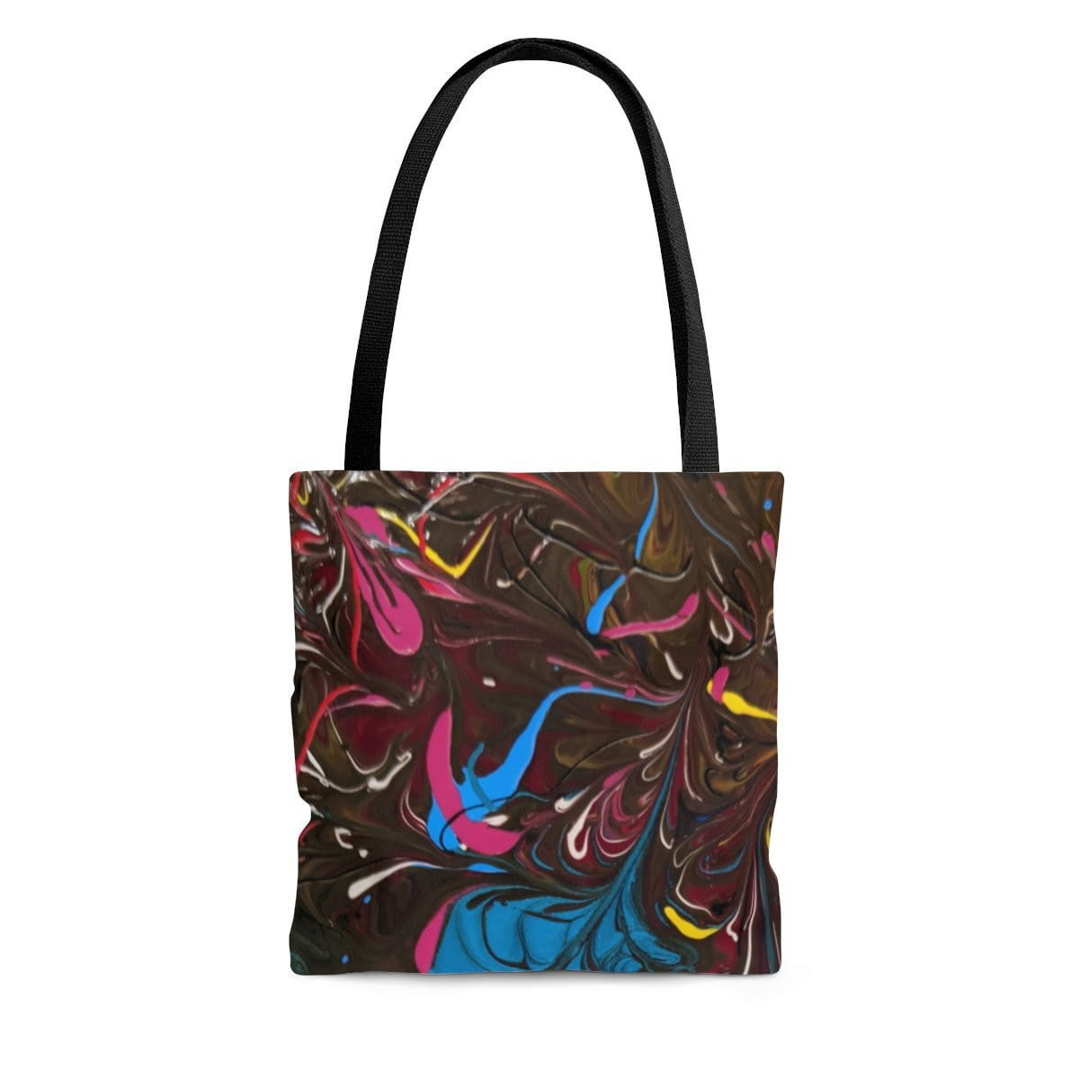 Jazz Splash Tote Bag - Fiercely Fem