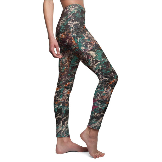 Mélange Leggings - Fiercely Fem