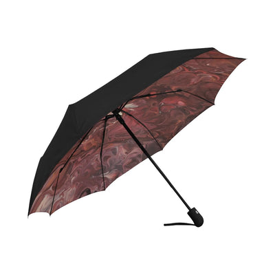 Scarlet Vibes - Anti-UV Automatic Umbrella