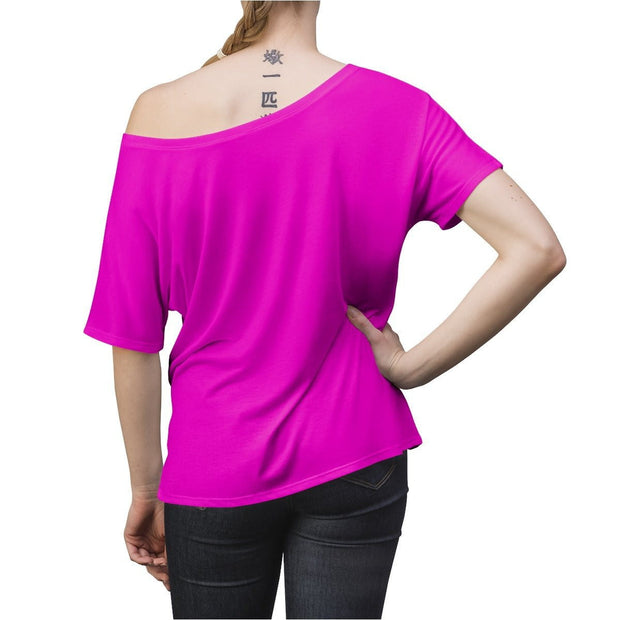 Wink - Women's Slouchy top - Fiercely Fem