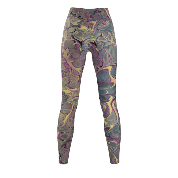 Classy & Sassy - Recycled Poly Leggings - Fiercely Fem