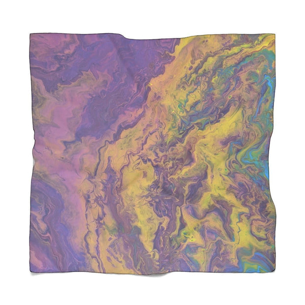 Celestial Happenings Poly Scarf - Fiercely Fem