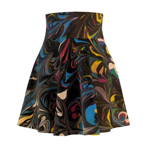 Belle Folie - Women's Skater Skirt - Fiercely Fem