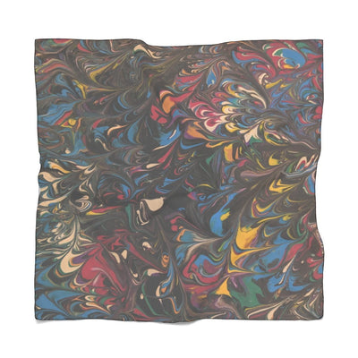 Belle Folie Poly Scarf - Fiercely Fem