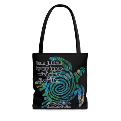 Wisdom & Strength - Tote Bag - Fiercely Fem