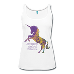 Tribe - Women's Premium Tank Top - Fiercely Fem