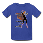 Strong - Kids' T-Shirt - Fiercely Fem