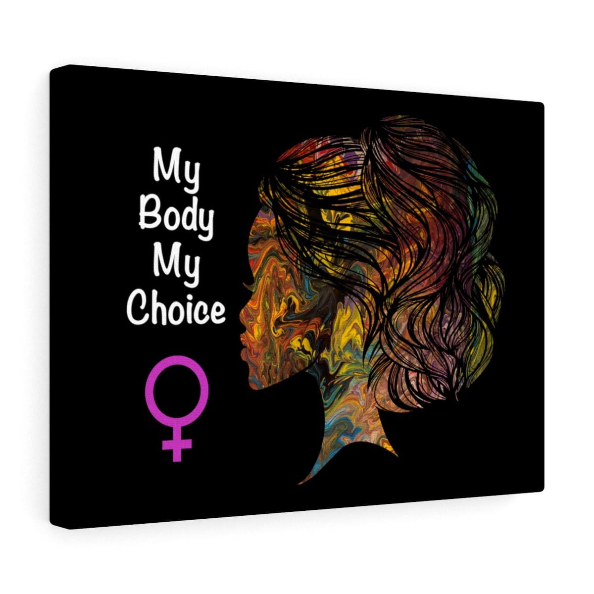 Choice - Canvas Gallery Wraps (Charity Collection) - Fiercely Fem