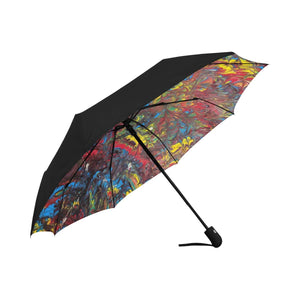Pride Inspired - Anti-UV Automatic Umbrella