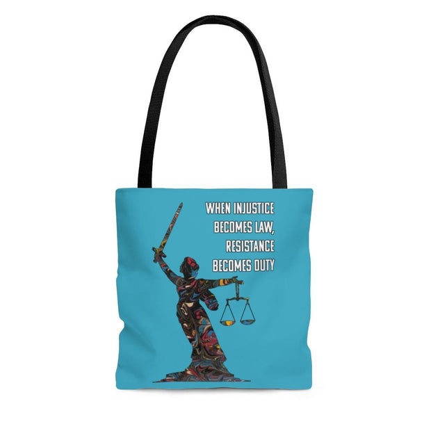 Duty - Tote Bag - Fiercely Fem