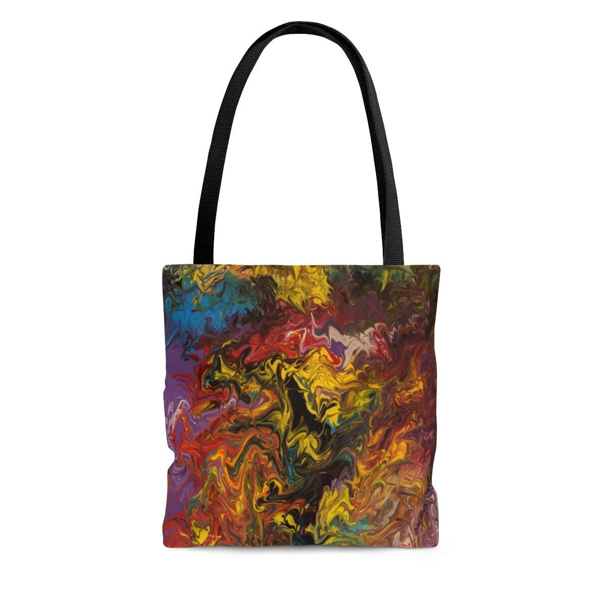 Rendezvous of Color Tote Bag - Fiercely Fem