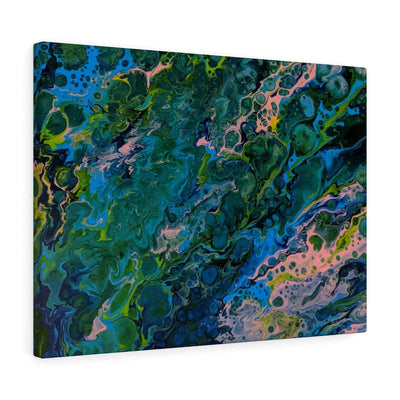 Blue Lagoon - Canvas Gallery Wraps - Fiercely Fem