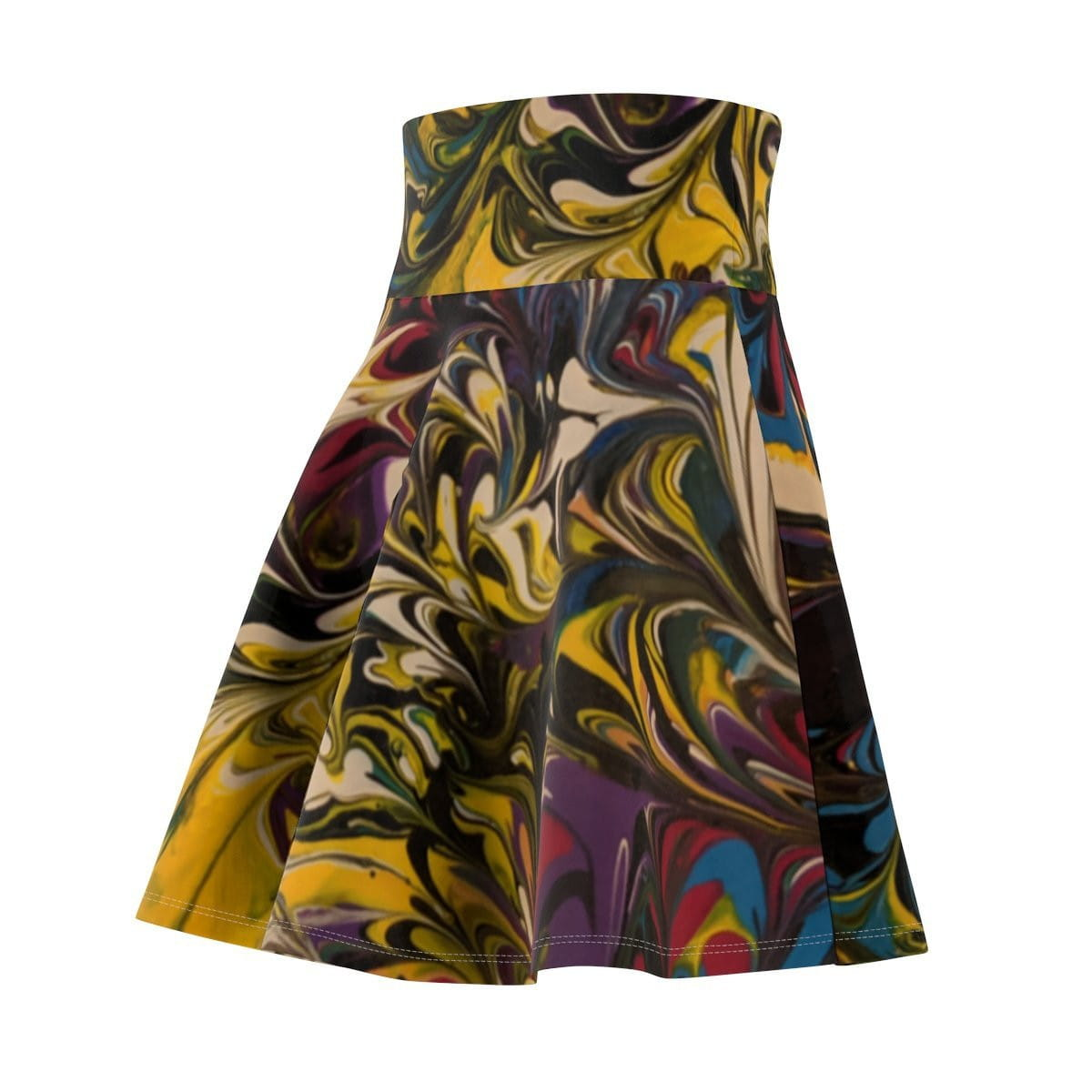 Escape Reality - Women's Skater Skirt - Fiercely Fem