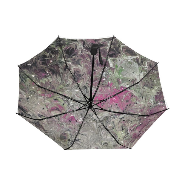 Hot Mess - Anti-UV Automatic Umbrella
