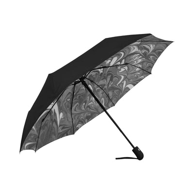 Fiercely Shades of Gray - Anti-UV Automatic Umbrella