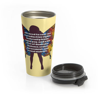 All I Need - Stainless Steel Travel Mug