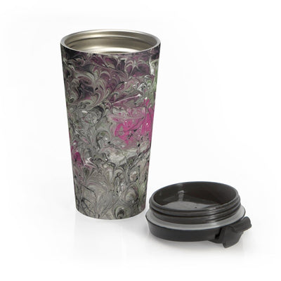 Hot Mess - Stainless Steel Travel Mug