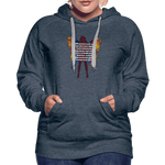 All I Need - Women's Premium Hoodie - Fiercely Fem