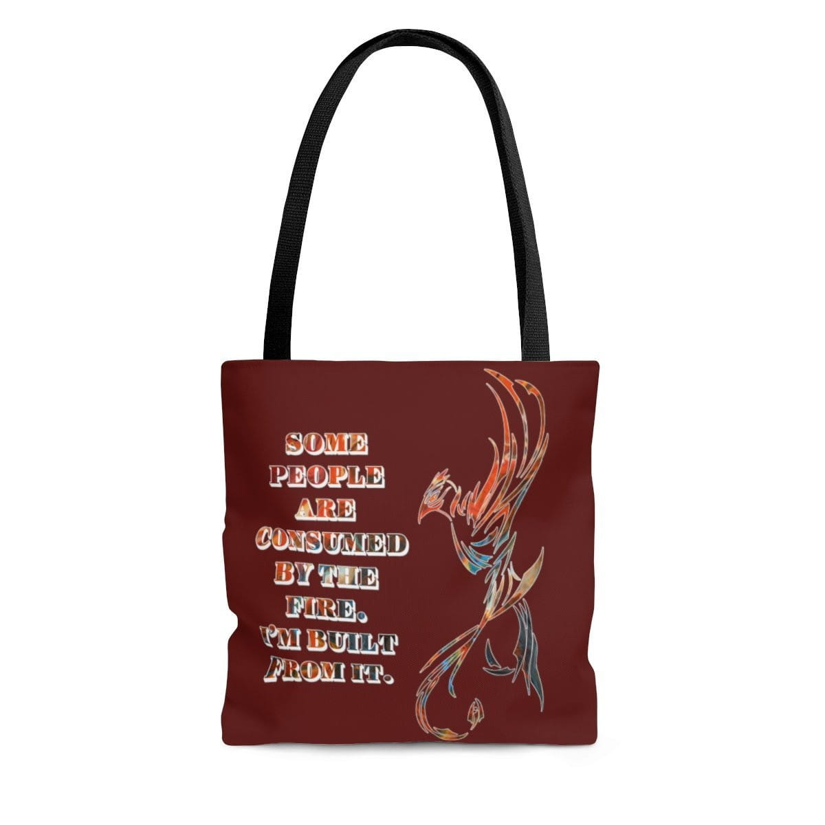 Built from Fire - Tote Bag - Fiercely Fem