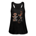 Built From Fire - Women's Flowy Tank Top by Bella - Fiercely Fem