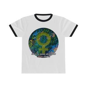Mother Earth - Unisex Ringer Tee - Fiercely Fem