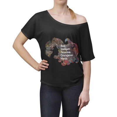 B.I.T.C.H. - Women's Slouchy top - Fiercely Fem