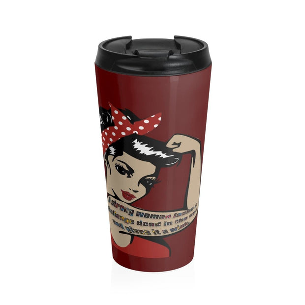 Wink - Stainless Steel Travel Mug