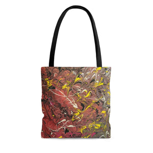 Mood Splash Tote Bag - Fiercely Fem