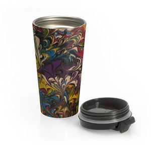 Against the Wind - Stainless Steel Travel Mug