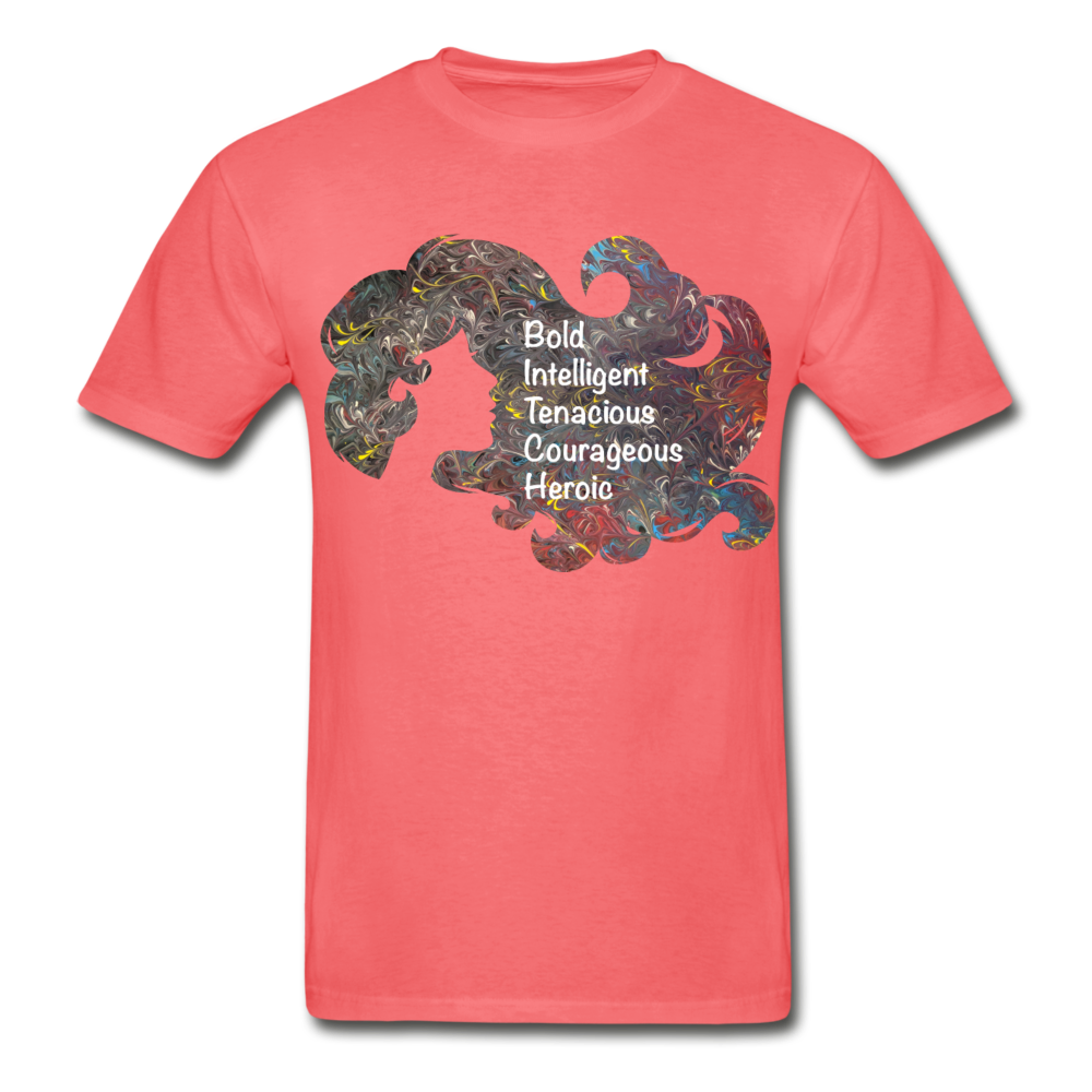 B.I.T.C.H. - Unisex Tee - coral