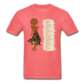 I Am - Unisex Tees - coral