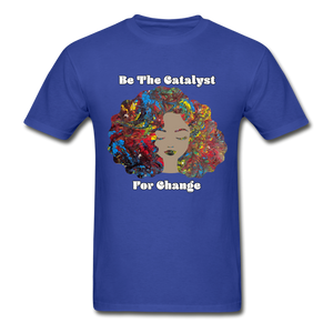Catalyst - Unisex Tee - royal blue