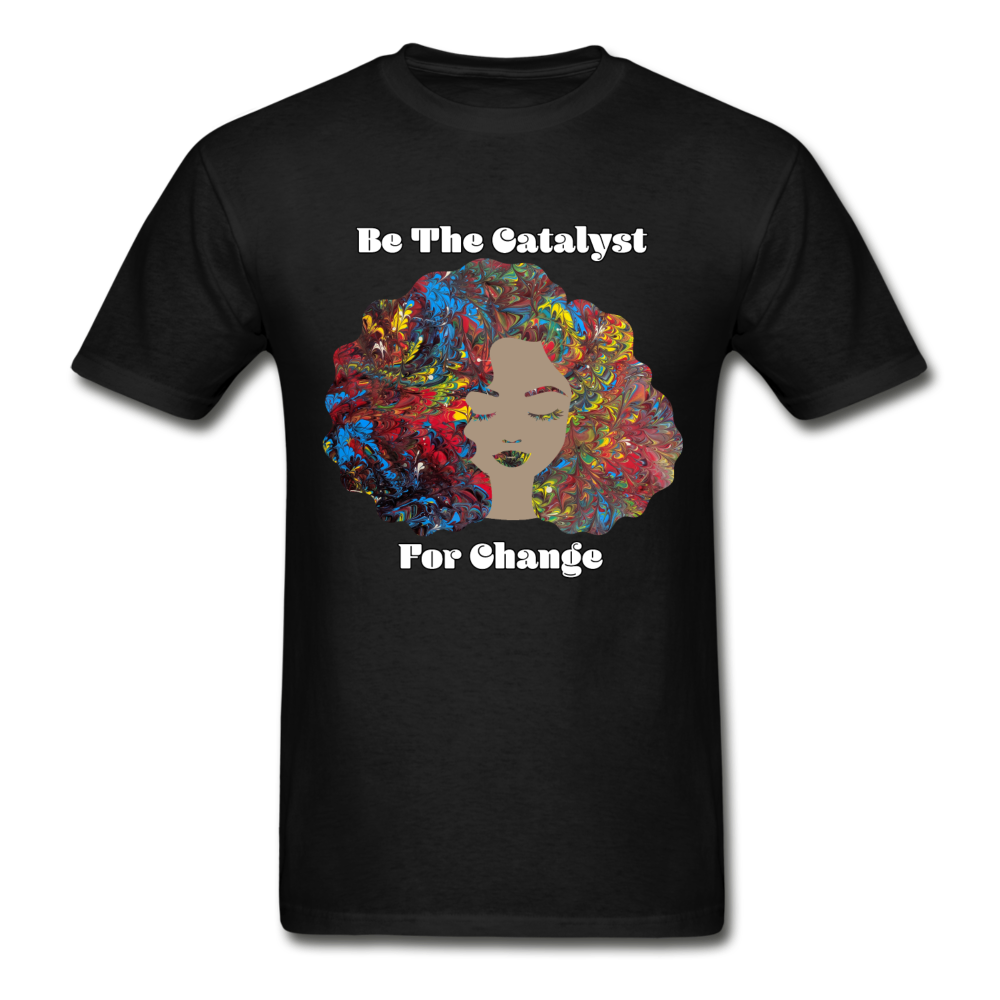 Catalyst - Unisex Tee - black