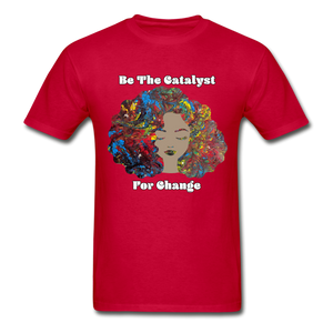 Catalyst - Unisex Tee - red