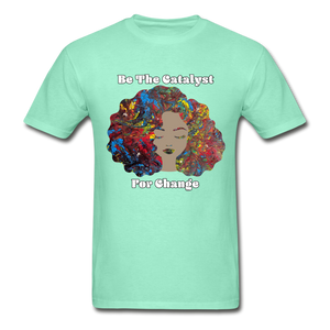 Catalyst - Unisex Tee - deep mint