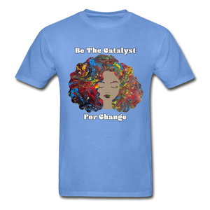 Catalyst - Unisex Tee - carolina blue