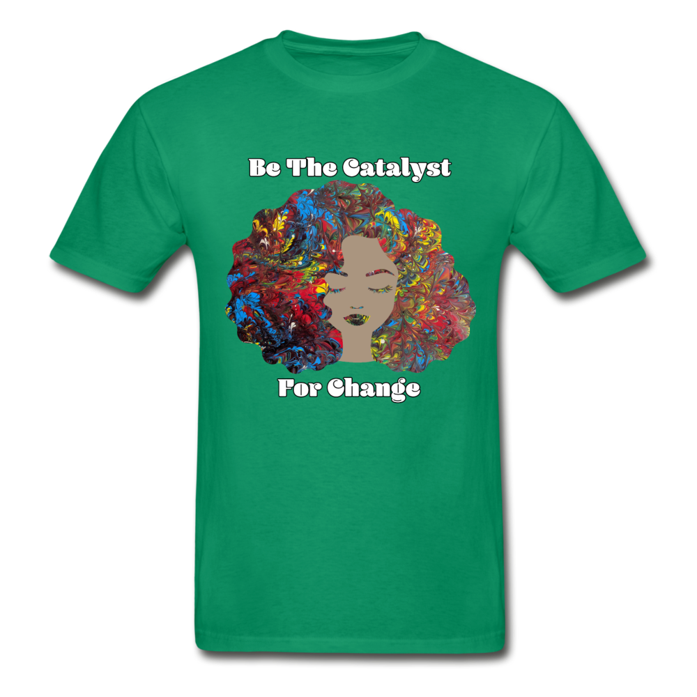 Catalyst - Unisex Tee - kelly green