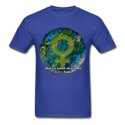 Mother Earth - Unisex Tee - royal blue