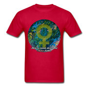 Mother Earth - Unisex Tee - red