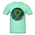Mother Earth - Unisex Tee - deep mint