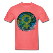 Mother Earth - Unisex Tee - coral
