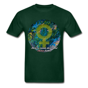 Mother Earth - Unisex Tee - forest green