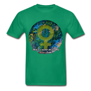 Mother Earth - Unisex Tee - kelly green