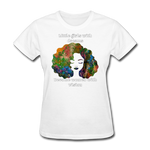 Dreamer to Visionary - Women's Favorite Tee - white