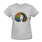 Dreamer to Visionary - Women's Favorite Tee - heather gray
